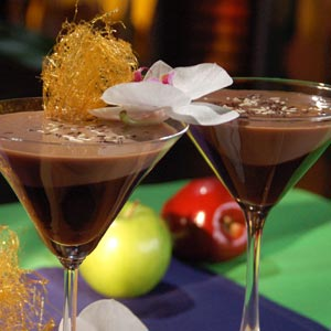 Martini de chocolate
