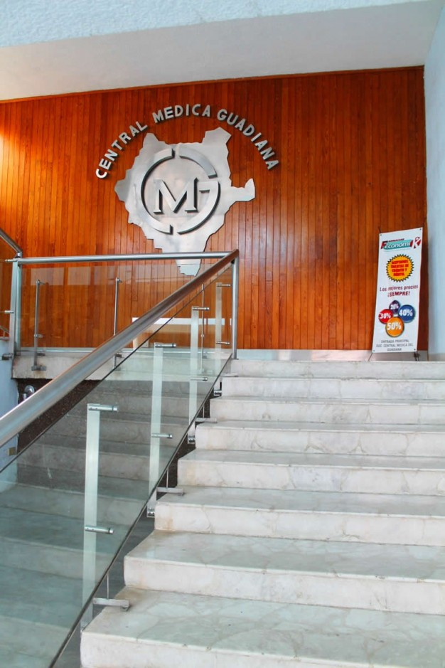 Central Medica Guadiana Pasillo 5
