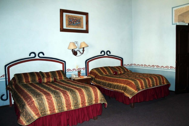 Hotel Posada San Jorge Junior Suite 2